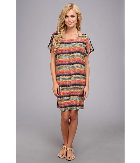 Vix - Potira Sharon Short Dress Cover-Up (Multi) Women