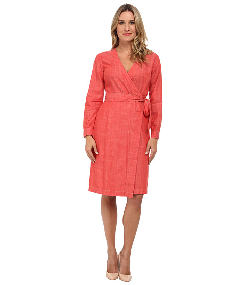 Pendleton - Reverie Wrap Dress (Cranberry) Women's Dress