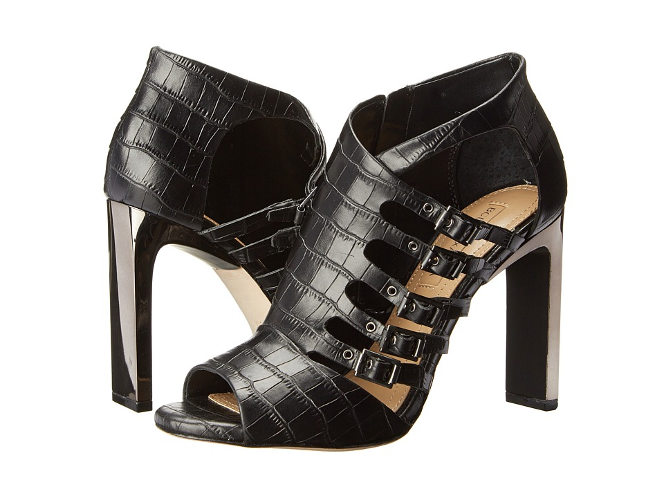 BCBGMAXAZRIA - Drive (Black Croco) High Heels