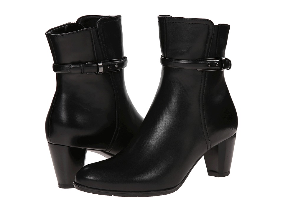 ara - Trixie (Black Leather) Women