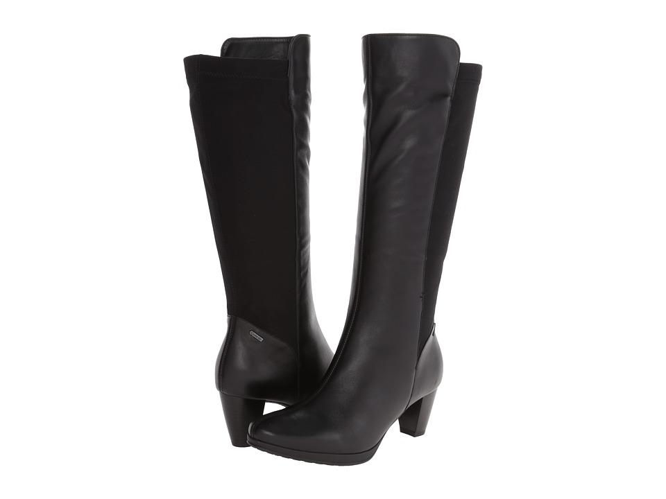 ara - Tandy (Black Fabric/Hydro Leather) Women