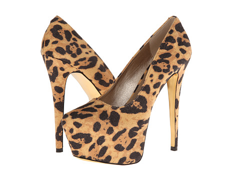 Luichiny - Me Chelle (Leopard) High Heels