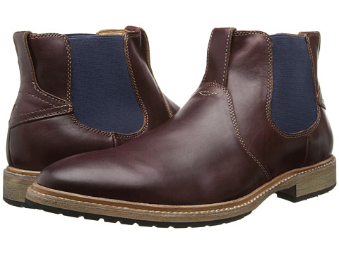 Florsheim - Indie Gore Boot (Chocolate) Men's Pull-on Boots