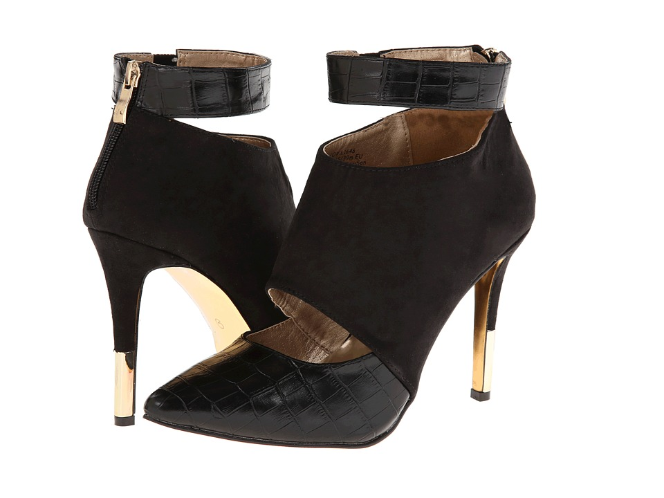 Luichiny - Daw Son (Black) High Heels
