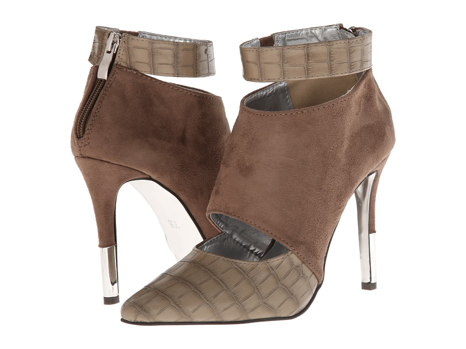 Luichiny - Daw Son (Taupe) High Heels