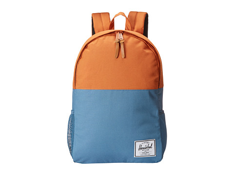 Herschel Supply Co. - Jasper (Cadet Blue/Carrot) Backpack Bags