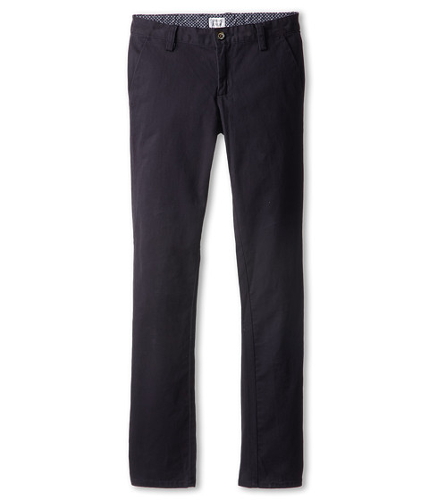 Armani Junior - Trouser Pant (Big Kids) (Blue) Boy's Casual Pants
