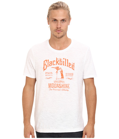 Original Penguin - Blackbilled Tee (Bright White) Men