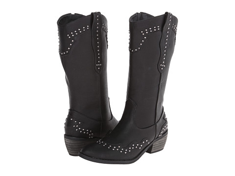 C Label - Jack-3 (Black) Women's Boots