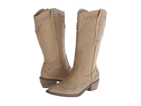 C Label - Jack-3 (Taupe) Women's Boots