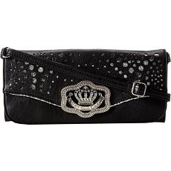 SALE! $19.99 - Save $49 on Kathy Van Zeeland Starlette Crossbody (Sparkle Leopard Black) Bags and Luggage - 71.03% OFF $69.00