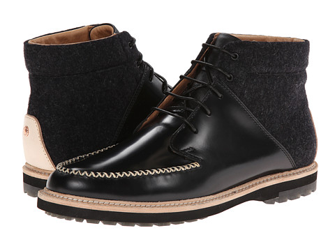 Thorocraft - Brayton (Black) Men's Shoes