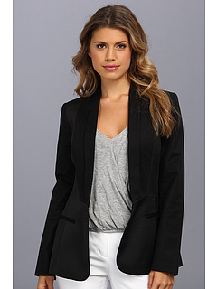 SALE! $56.99 - Save $73 on Calvin Klein Mixed Jaquard Jacket (Black) Apparel - 55.99% OFF $129.50