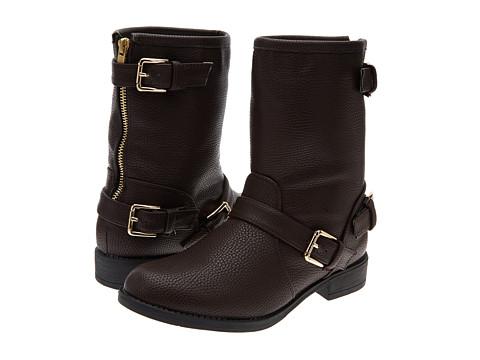 Charles Albert - New-10592 (Brown) Women's Zip Boots