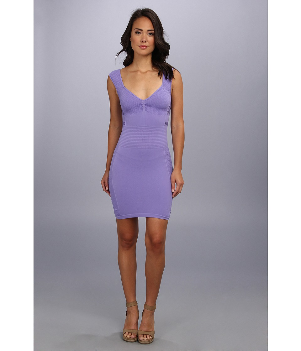 Free People - Bodycon Seamless (Purple Paradise) Women's Dress