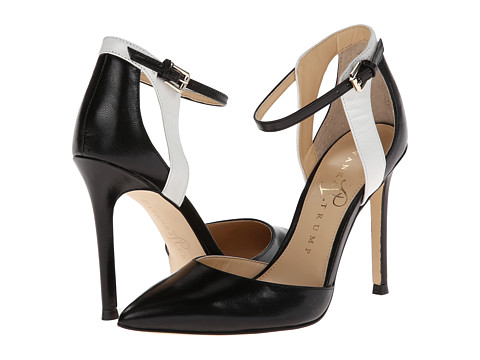 Ivanka Trump - Gees (Black/White) High Heels