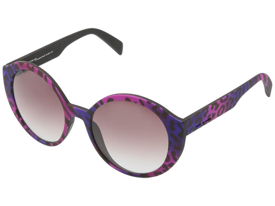 Italia Independent - 905 (Violet) Fashion Sunglasses