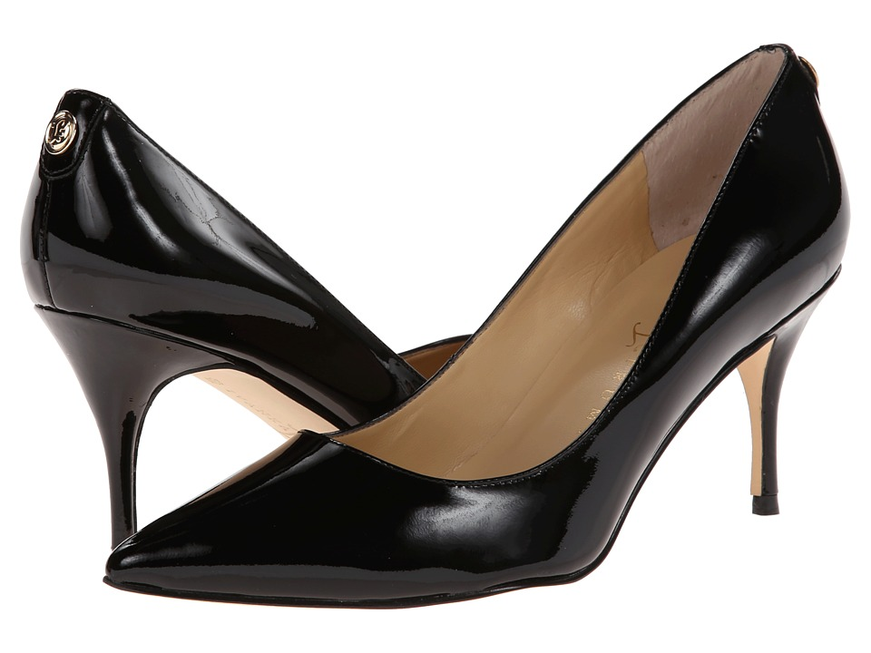 Ivanka Trump - Tirra (Black Patent) High Heels