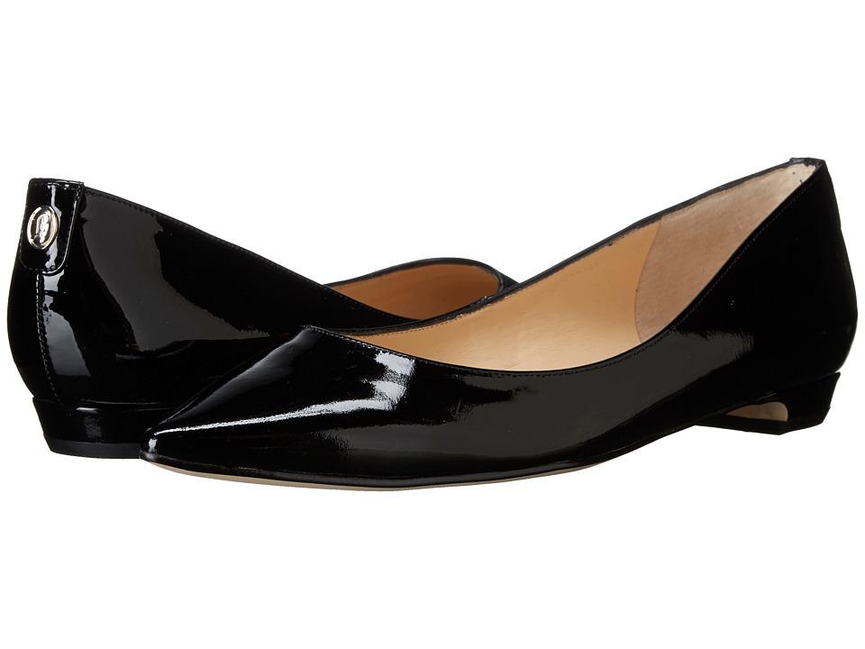 Ivanka Trump - Tizzy (Black Patent) Women's Slip-on Dress Shoes