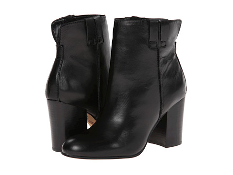 Sam Edelman - Fairfield (Black) Women's Zip Boots