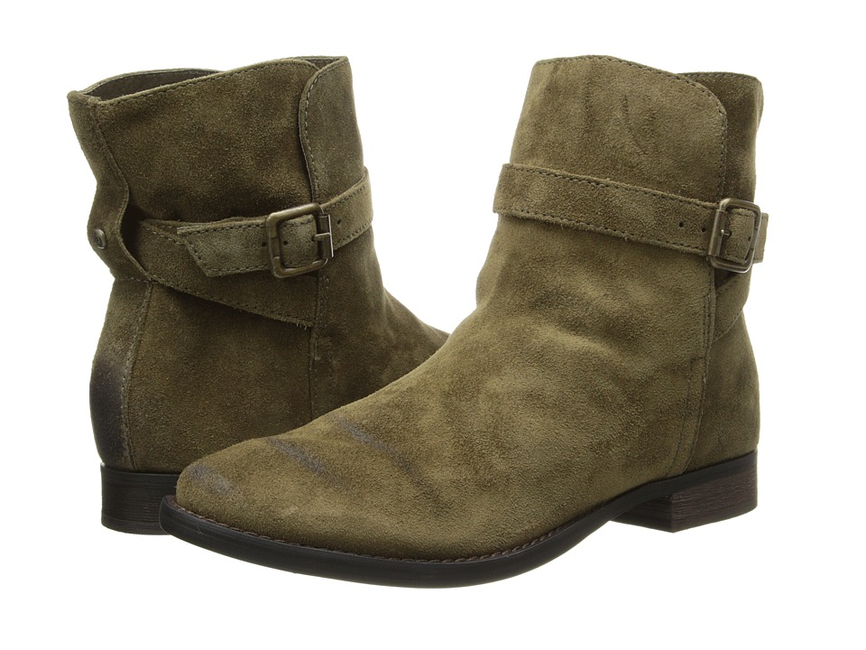 Sam Edelman - Malone (Moss Green) Women's Dress Pull-on Boots