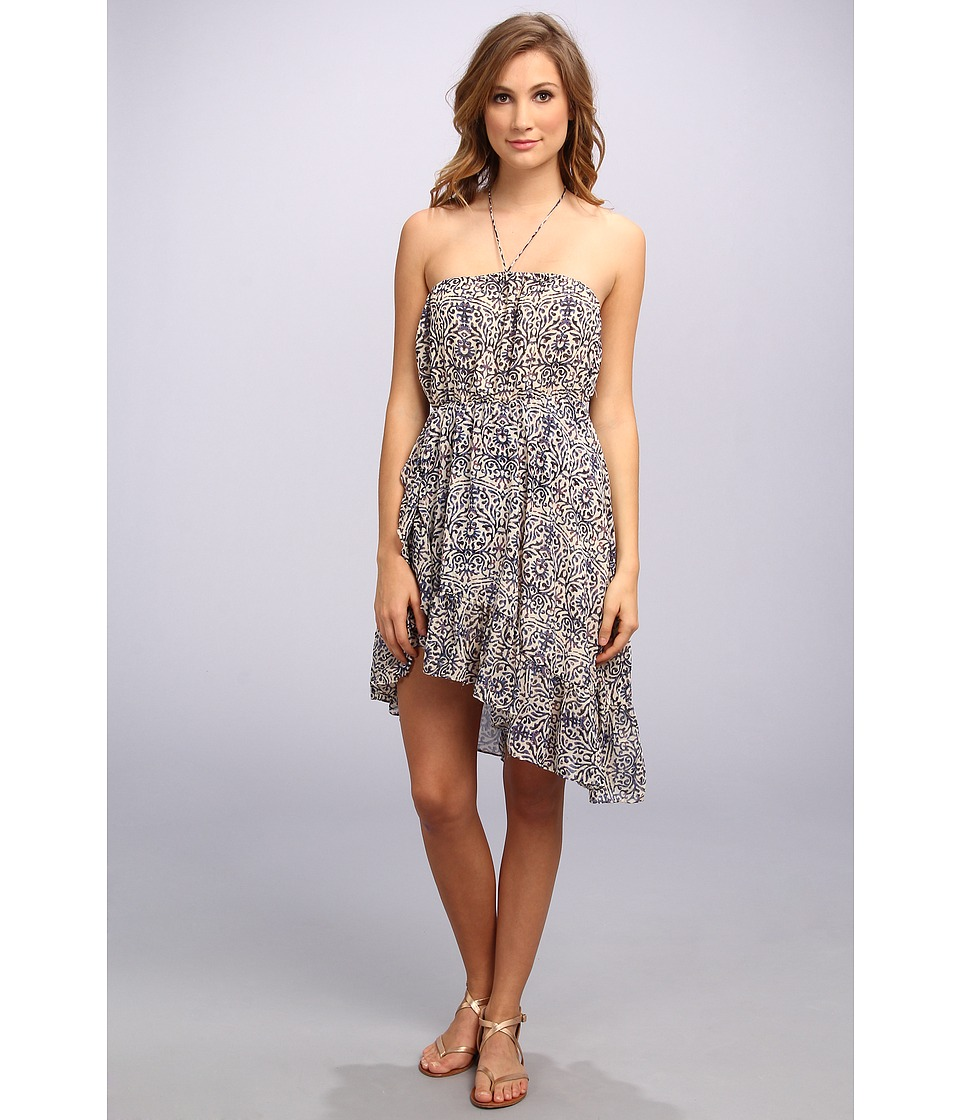 Free People - Safari Sun Dress (Tea Combo) Women's Dress