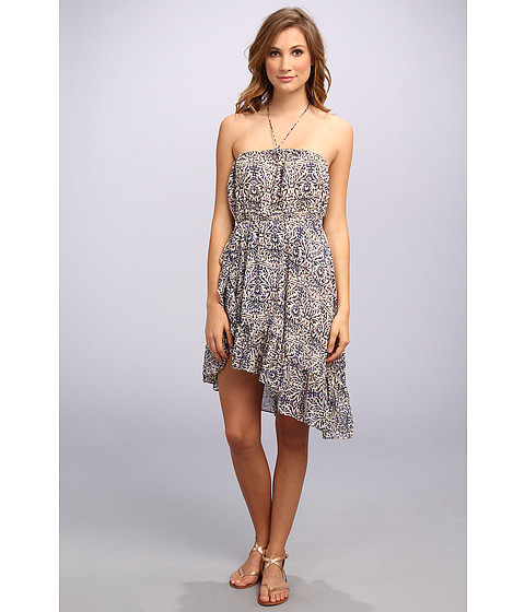 Free People - Safari Sun Dress (Tea Combo) Women