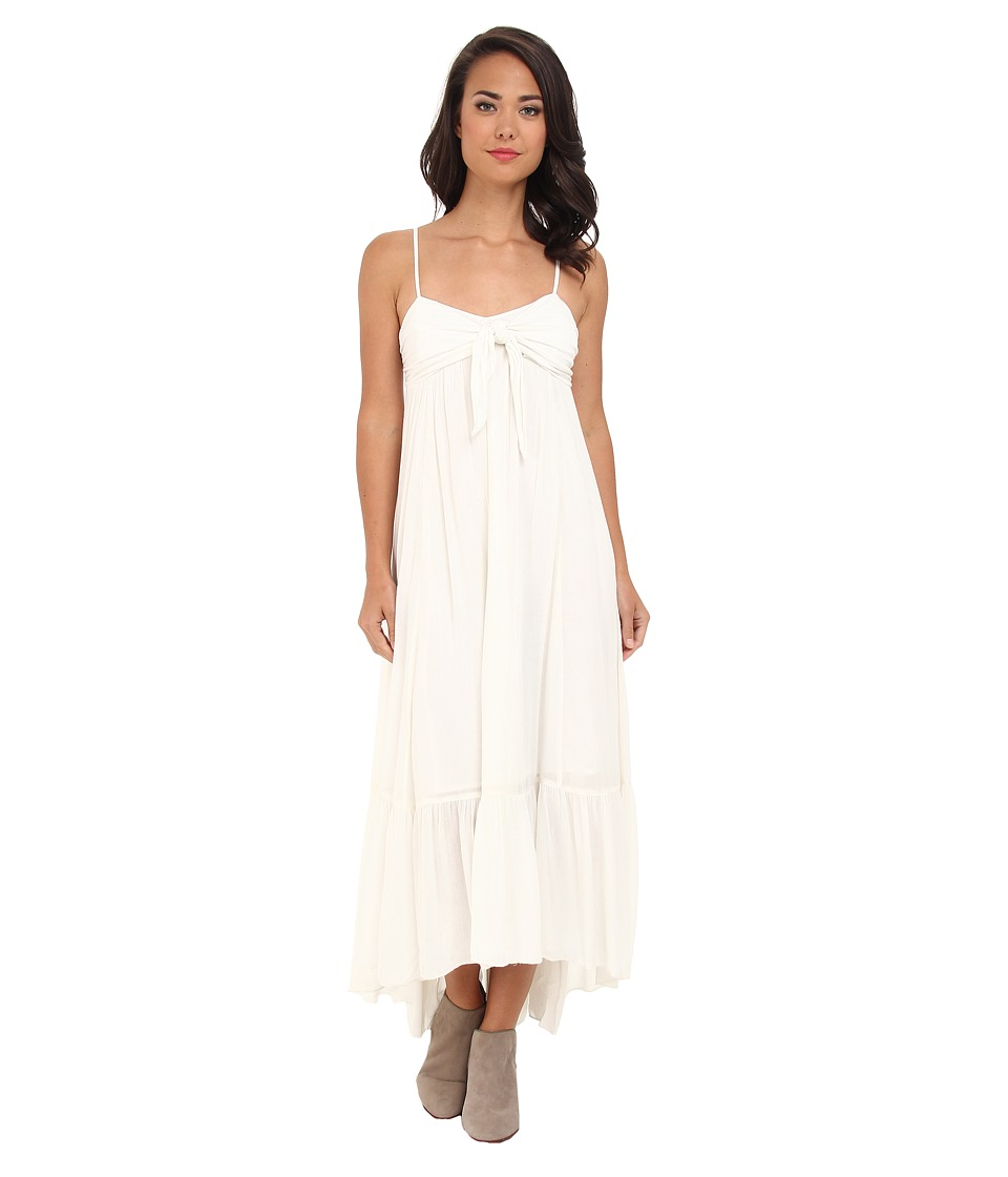 Free People - Totally Tubular Dress (Ivory) Women's Dress