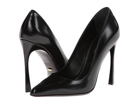 Sergio Rossi - Dali (Black) Women's Shoes
