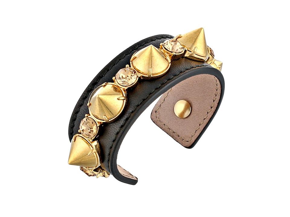 Alexander McQueen - 361584ASD0O 1000 (Black) Bracelet