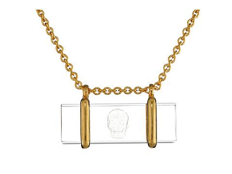 Alexander McQueen - 358772I11OO 2060 (Gold) Bracelet
