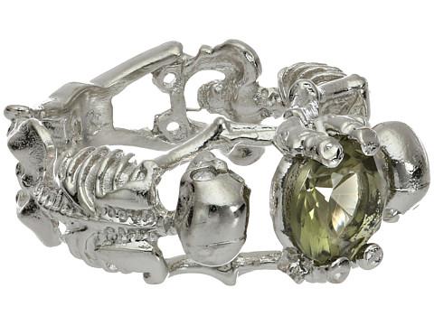 Alexander McQueen - 327969J1D9N 1279 (Silver) Bracelet