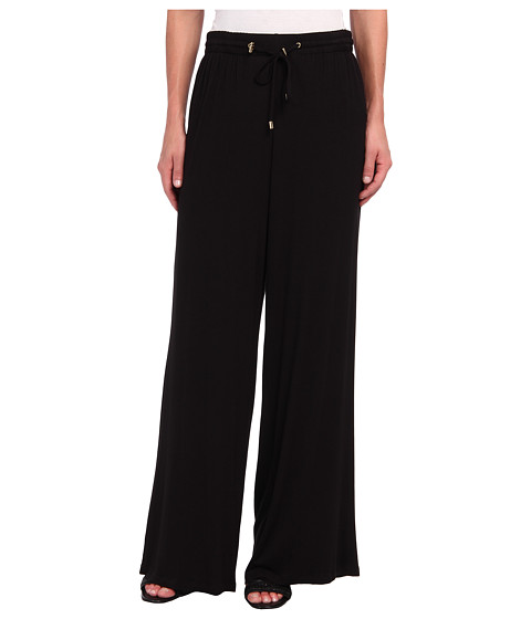 Calvin Klein - Double Drawcord Pant (Black) Women's Casual Pants