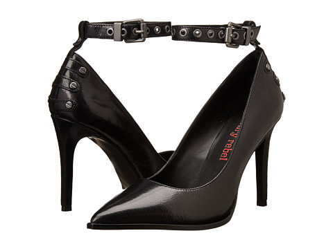 Luxury Rebel - Sophie (Black) High Heels