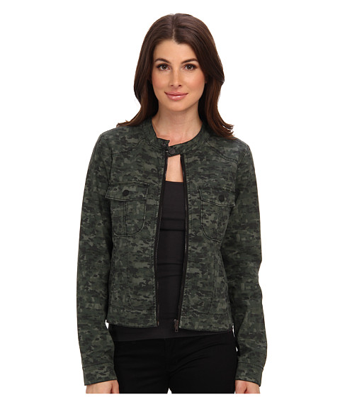 Sanctuary - Digi Camo Motocross Jacket (Hunter Camo) Women's Coat