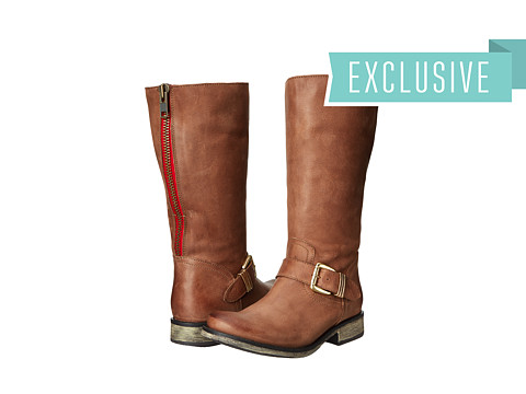 Steve Madden - Exclusive - Fllash (Brown Leather) Women