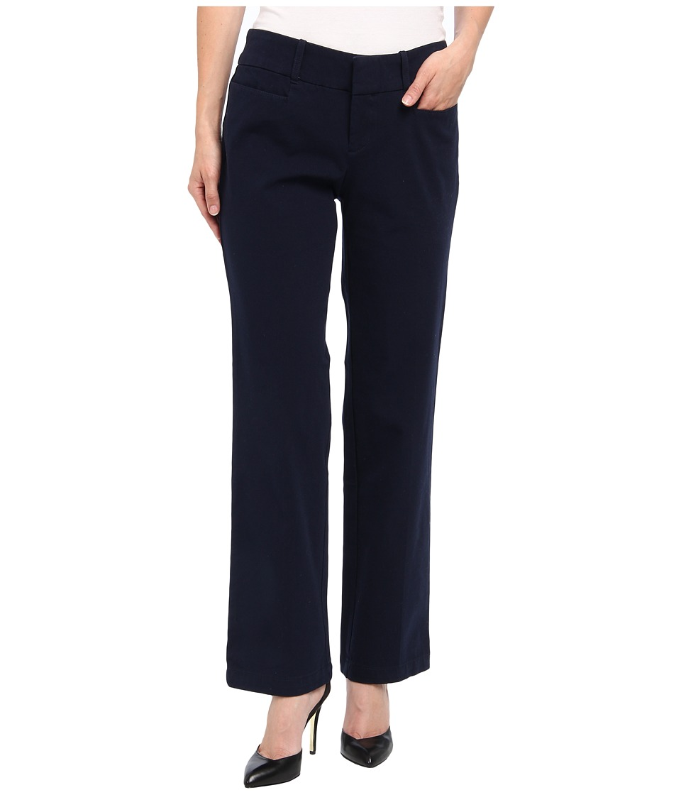 Dockers Petite - Petite The Ideal Pant (Night Water) Women's Casual Pants
