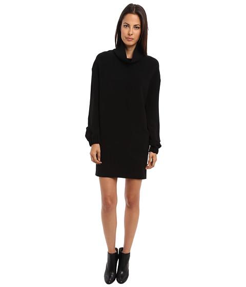 CoSTUME NATIONAL - CW0495P/0 CW82 999 (Nero) Women's Dress