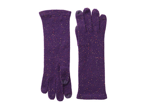 Echo Design - Cashmere Echo Touch Glove (Purple) Wool Gloves