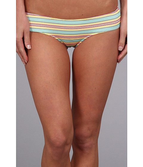 O'Neill - Bayshore Hipster Bottom (White) Women's Swimwear