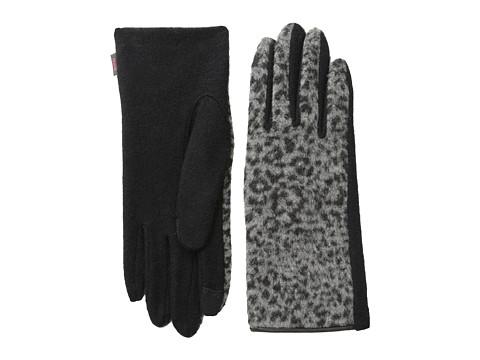 Echo Design - Echo Touch Cheetah Glove (Black) Dress Gloves
