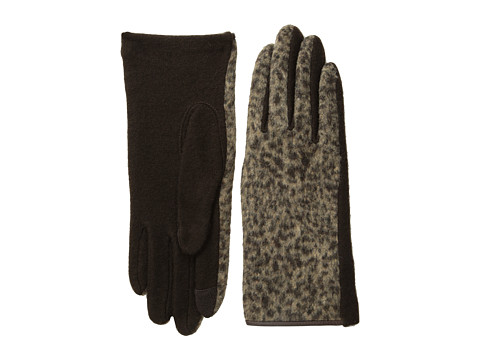 Echo Design - Echo Touch Cheetah Glove (Brown) Dress Gloves