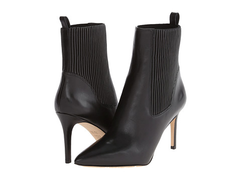Via Spiga - Corene (Black Chantal Calf) Women