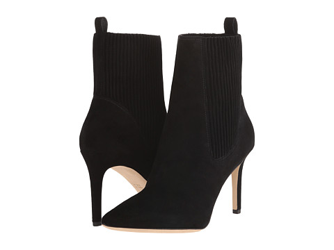 Via Spiga - Corene (Black Kid Suede) Women