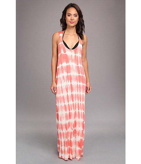 O'Neill - Tie Tie Cover Up (Peach Blossom) Women's Swimwear