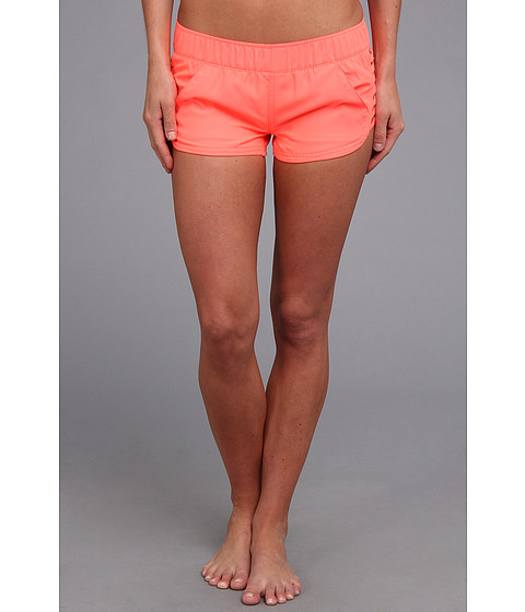 O'Neill - Marina Boardshort (Hot Coral) Women's Swimwear