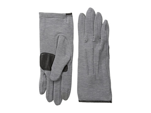 Echo Design - Echo Touch 3D Warmers Basic Glove (Grey) Dress Gloves