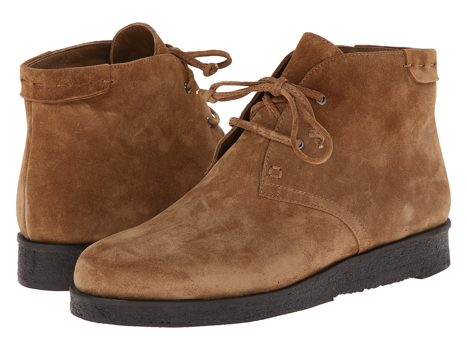 Via Spiga - Jancy (Cashew Sport Suede) Women