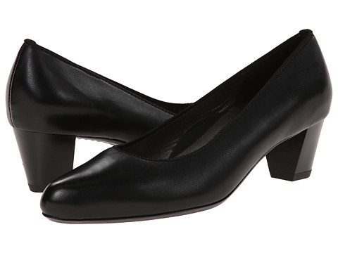 ara - Kelly (Black Leather) Women's Shoes
