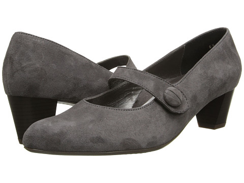 ara - Kelsey (Grey/Brown/White) Women's Shoes